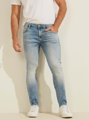 GUESS Men's Eco Skinny Jeans