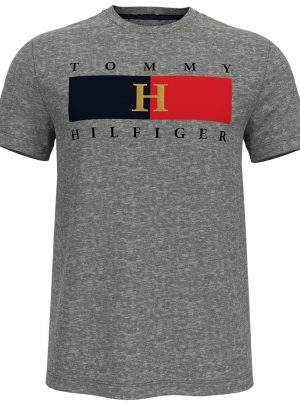 Tommy Hilfiger Men's Classic Edition Logo T-Shirt